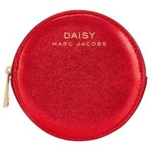 Daisy Marc Jacobs Round Make Up Pouch